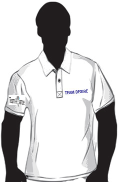 Team Desire Polo Shirt