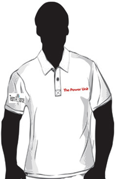 Power Unit Polo Shirt